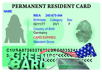 Obtaining Permanent Residence in the United States of America