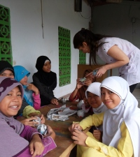 Indonesia-G-Volunteer Opportunities
